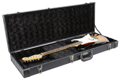 Skull Series Guitar Case w/Black Velvet Interior