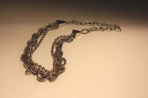 Multi-Chains Necklace