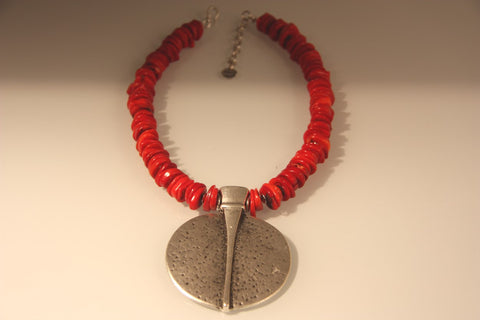 Brioche Necklace