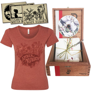 CIGAR BOX BUNDLE: Deluxe CD + T-shirt/Tote + Postcards