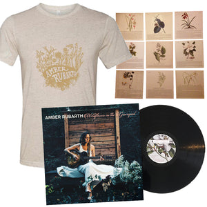 VINYL BUNDLE: Vinyl + T-Shirt/Tote + Lyric Cards