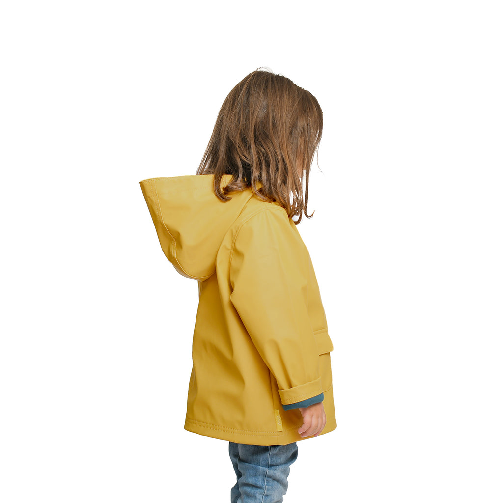 IMPERMEABLE AMARILLO