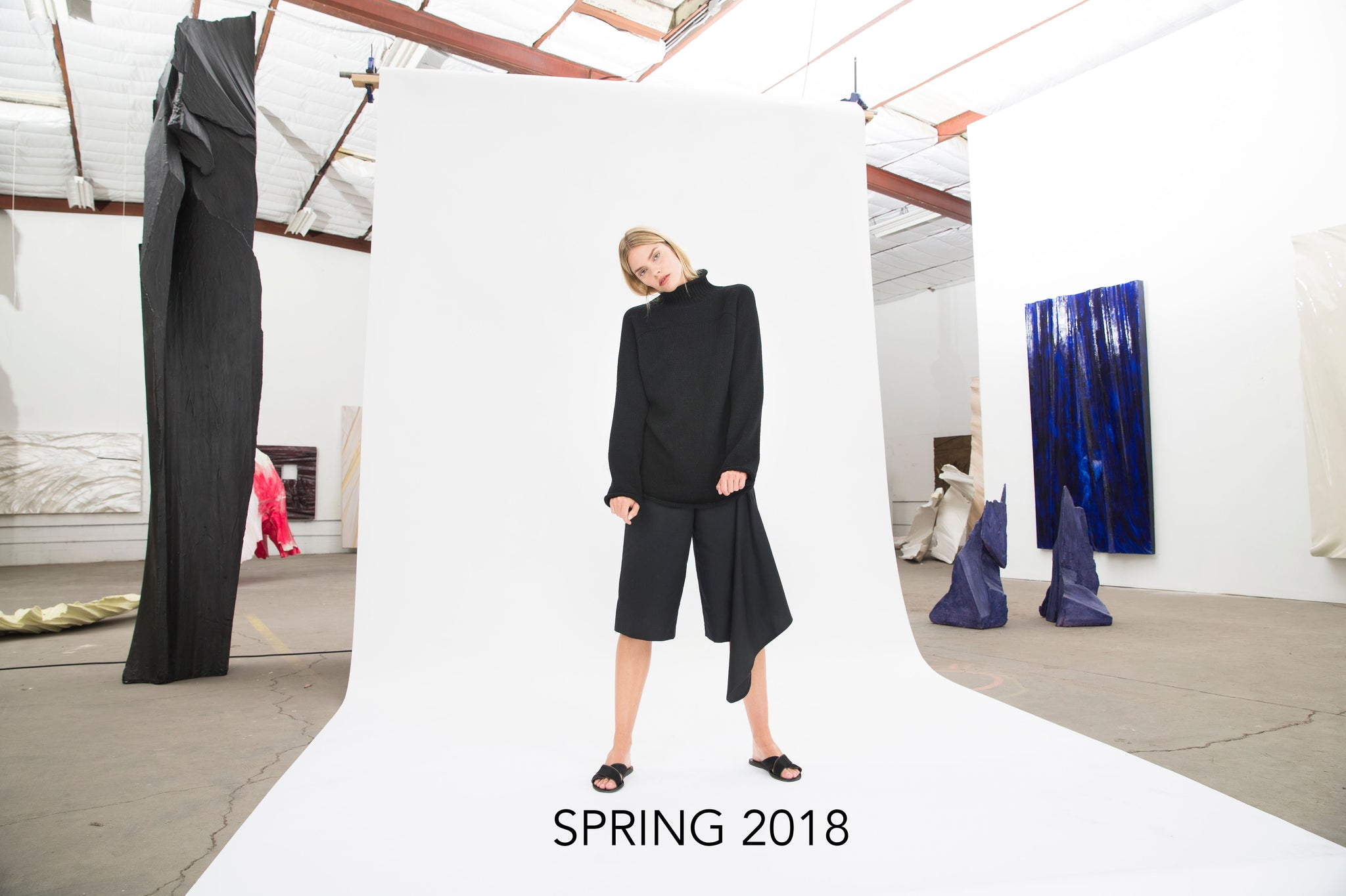 Syl Markt Spring 2018 Collection