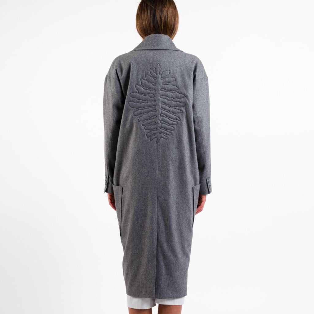 Wool Lightweight Coat