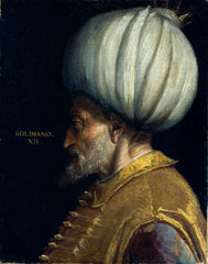 Ottoman Empire Emperer Sultan Suleiman Suleyman The Great The Magnificent
