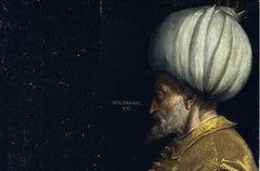 Ottoman Empire Suleiman Suleyman The Magnificent The Great Sultan Emperor