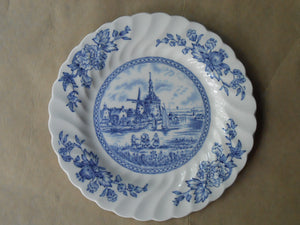 "Tulip Time 6"" Small Dessert Plate - Johnson Brothers"