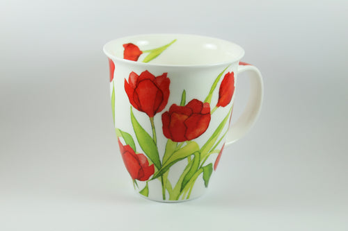 Amsterdam Tulip Museum Large Bone China Emma Ball Tulip Mug