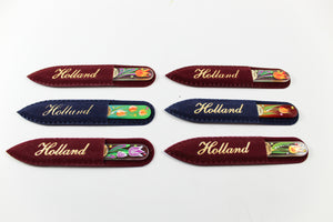 Amsterdam Tulip Museum Tulip Lover Small Glass Nail File