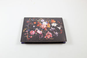 Amsterdam Tulip Museum Leather Card Holder Wallet De Heem Tulip Designs