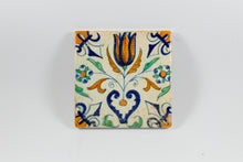 Amsterdam Tulip Museum Heart Tulip Old Dutch Ceramic Tile