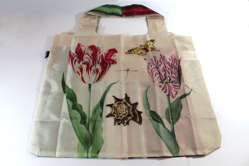 Tulips & Shell Jacob Marrel Amsterdam Tulip Museum Tote Bag