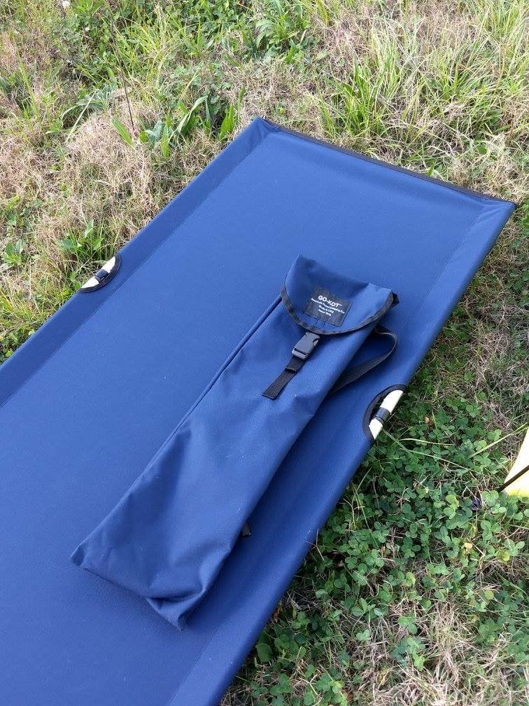 Best Camping Cots | Why Sleep on a GO-KOT® Cot?
