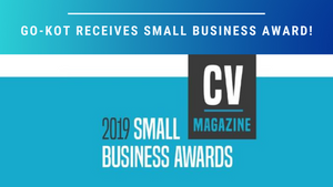 GO-KOT Receives 2019 Small Business Award