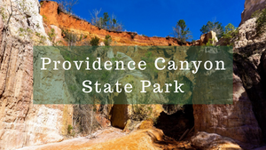 Weekend Getaway: Providence Canyon State Park
