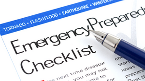 Individual Emergency Preparedness