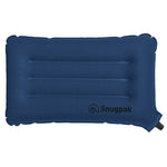 Snugpak Basecamp Ops Inflatable Air Pillow for Camping in Navy