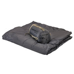 Snugpak Travelpak Pebble Grey Travel Blanket for Camping and Travel