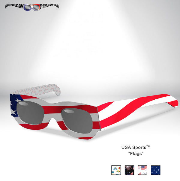 USA Sports - American Paperwear