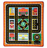 Activity Rug & Toy Sets Melissa & Doug - Babies in Bloom