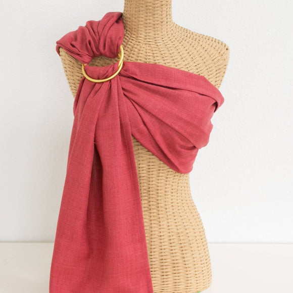 Maven Raw Silk Ring Sling