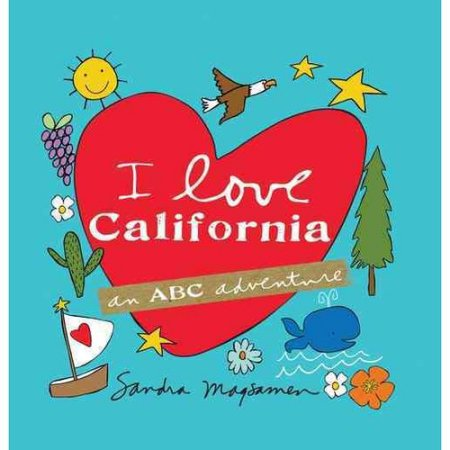 I Love California Source Books - Babies in Bloom