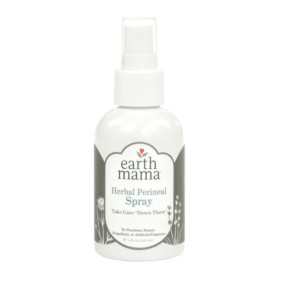 Herbal Perineal Spray Earth Mama Organics - Babies in Bloom