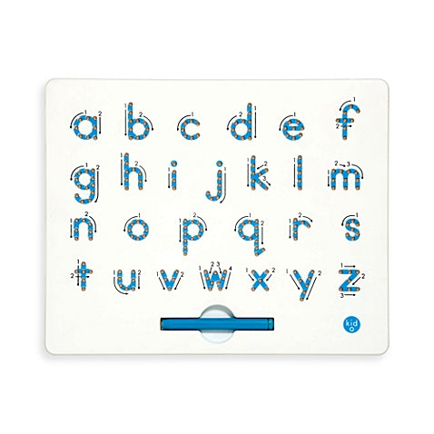 A-Z Lower Case Magnatab Kid O Products - Babies in Bloom