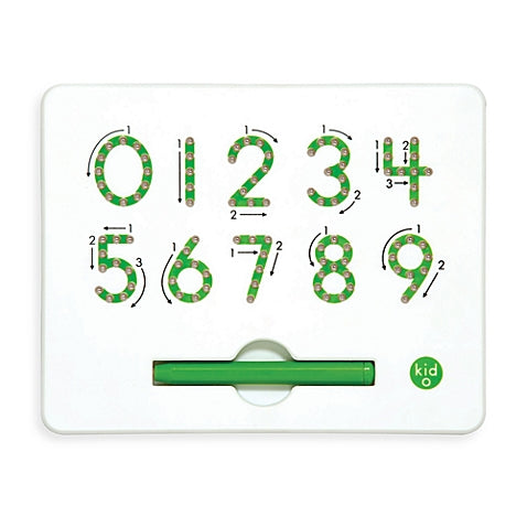 0-9 Numbers Magnatab Kid O Products - Babies in Bloom