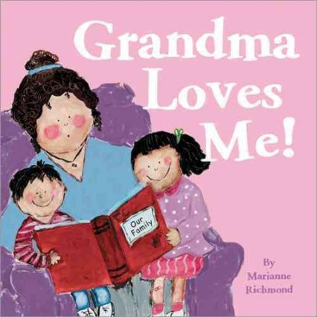 Grandma Loves Me Source Books - Babies in Bloom