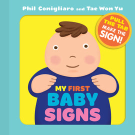 My First Baby Signs Workman Publishing - Babies in Bloom