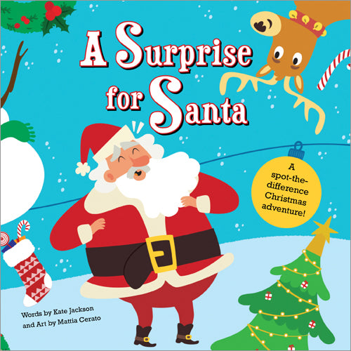 A Surprise for Santa Source Books - Babies in Bloom