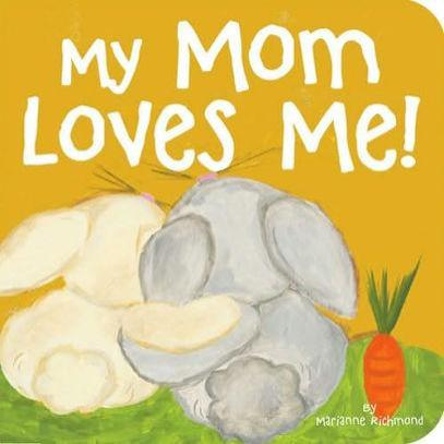 My Mom Loves Me Source Books - Babies in Bloom
