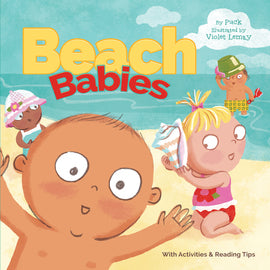Beach Babies Workman Publishing - Babies in Bloom