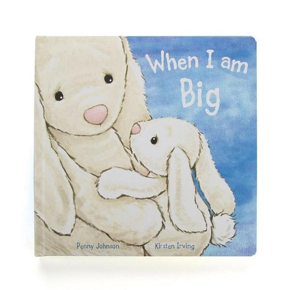 When I Am Big Activity Book