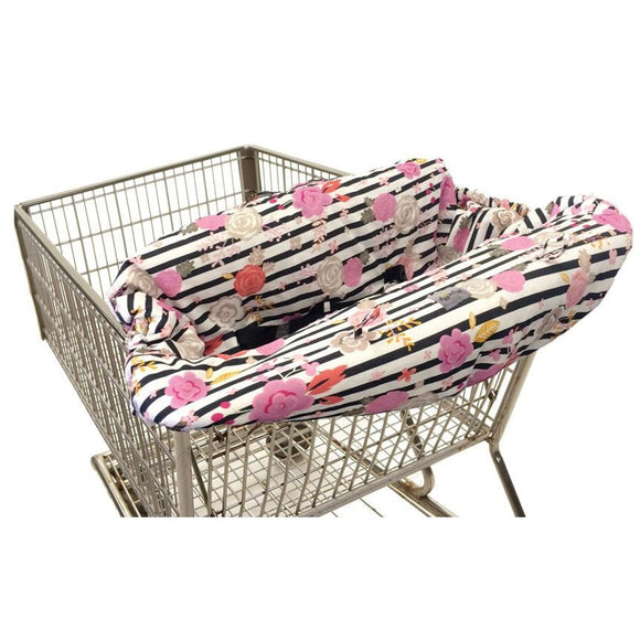 Itzy Ritzy Sitzy Shopping Cart & High Chair Cover