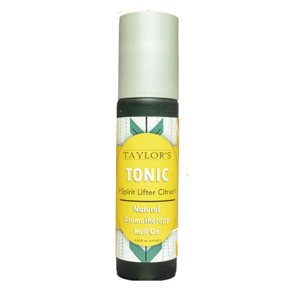 Taylor's Tonic Essential Oil Therapeutic Body Roll On