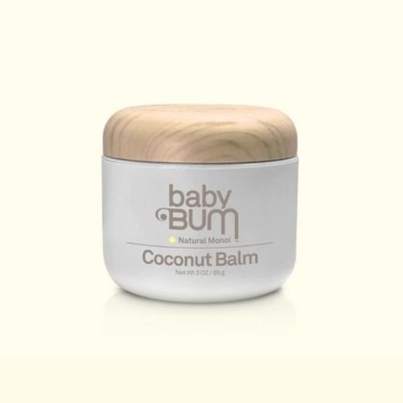 Baby Bum Natural Monoi Coconut Balm Baby Bum - Babies in Bloom