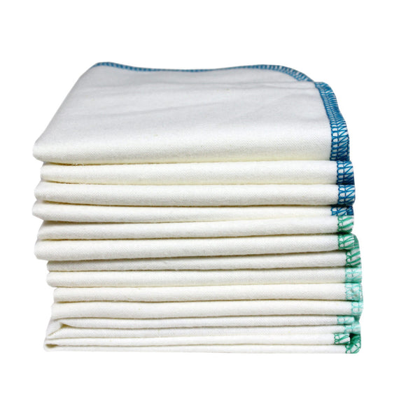 Organic Cotton Washable Wipes Imse Vimse - Babies in Bloom