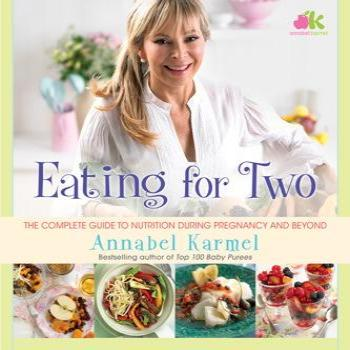 Eating For Two Simon & Schuster - Babies in Bloom