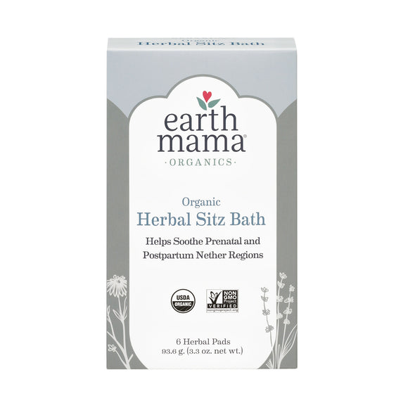 Earth Mama Organics Organic Herbal Sitz Bath Earth Mama Organics - Babies in Bloom