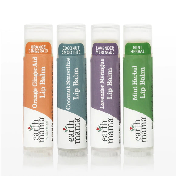 Earth Mama Lip Balms Earth Mama Organics - Babies in Bloom