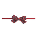 Baby Bling Cotton Print Bow Baby Bling - Babies in Bloom