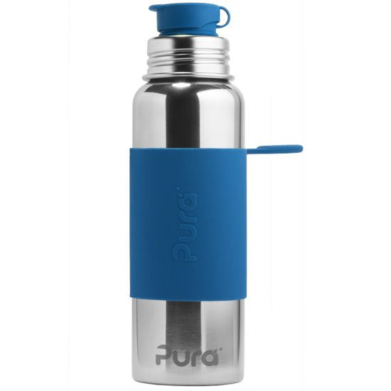 Pura Sport Bottle with Sleeve