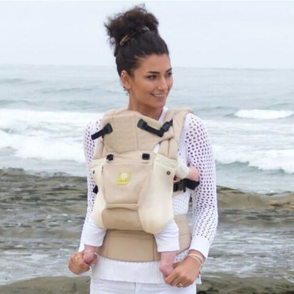 Airflow Carrier with pocket Lillebaby - Babies in Bloom
