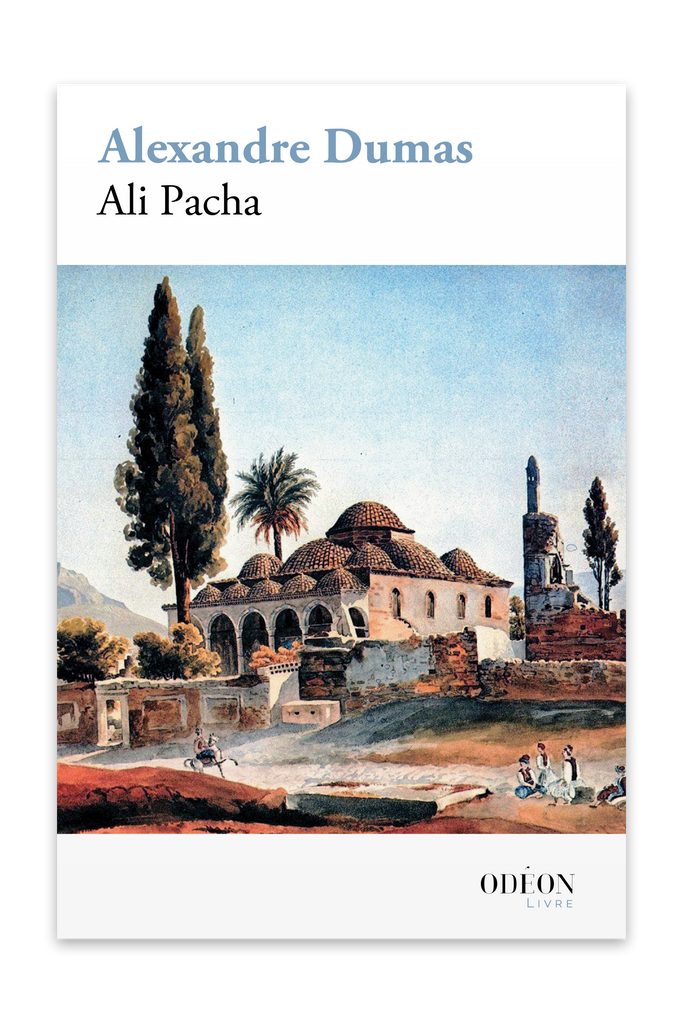 Cover of Ali Pacha by Alexandre Dumas