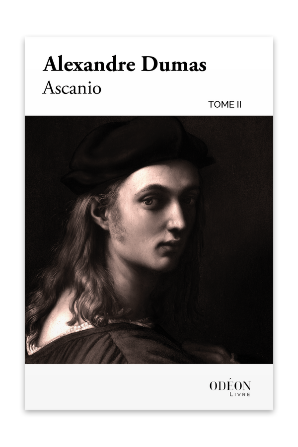 Cover of Ascanio - Tome II by Alexandre Dumas