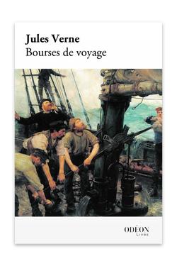 Cover of Bourses de voyage by Jules Verne