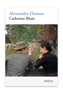 Front cover of Catherine Blum by Alexandre Dumas