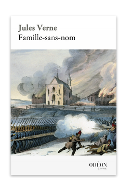 Front cover of Famille-sans-nom by Jules Verne
